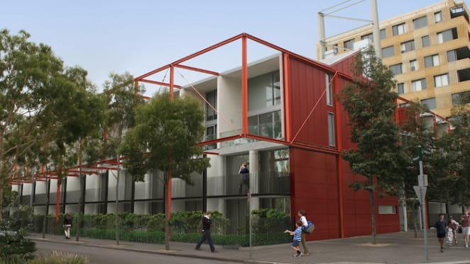 Defect-ridden Zetland apartment complex faces a legal action from apartments below