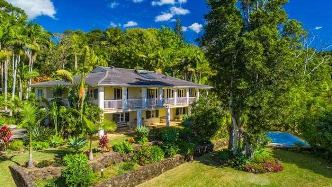 Ocean view Coorabell house listed for sale