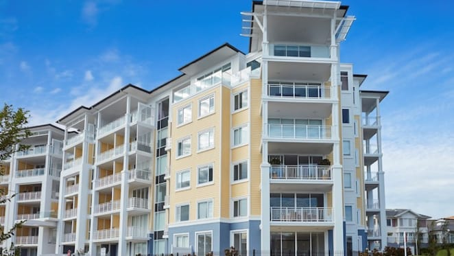 Breakfast Point harbourview apartment listed for $3.985 million