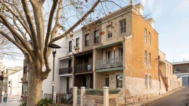 Auction momentum continues as Surry Hills terrace sells $700,000 over reserve