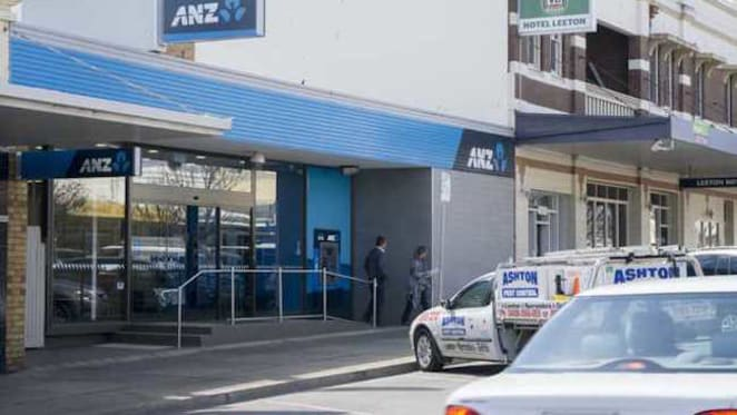 ANZ Bank at Leeton sold