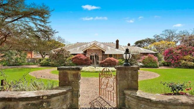 Historical 1904 Killara home, Poitiers, sold for $5.45 million