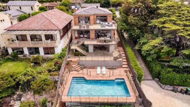 Luxury Mosman residence sold for over $8 million