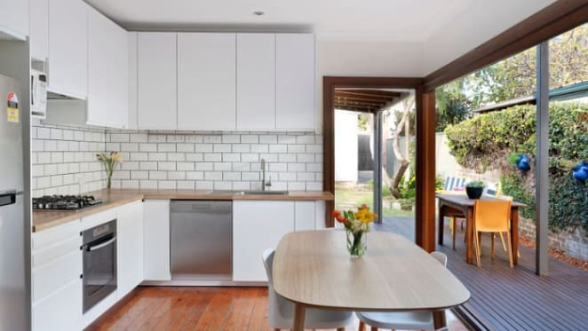 Foodie couple complete seachange move with Leichhardt sale