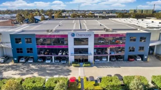 Over $26 million worth of industrial property listed in the Sutherland Shire