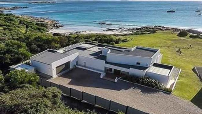 Contemporary beachside home for sale in Waubs Bay, Tasmania