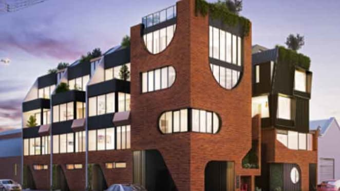 108 Leicester Street designed for contemporary Fitzroy look