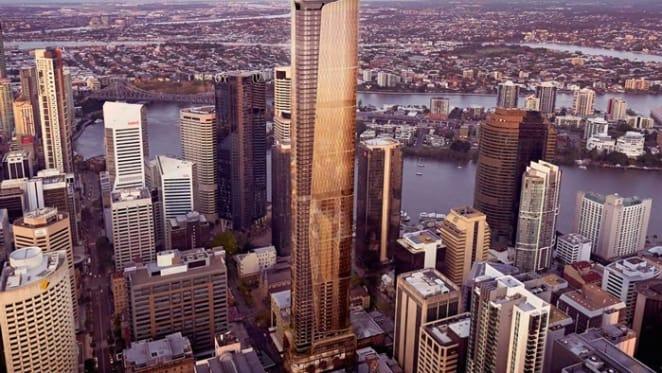 Brisbane highrise to be 82 storeys