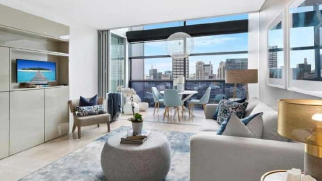 Former Pandora Australia jewellery boss Karin Adcock pulls apartment from auction