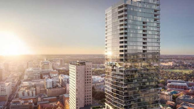 Sub-penthouse in The Adelaidean sold for record $3 million