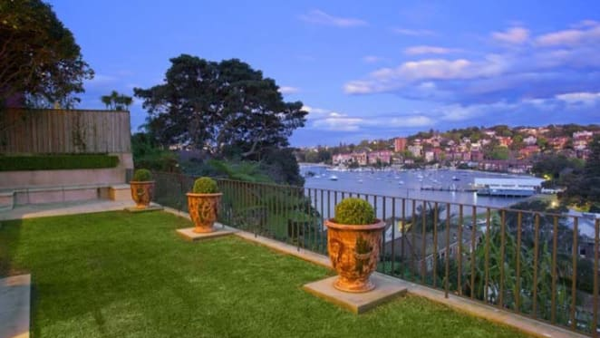 Fund manager Charlie Aitken has sold his Darling Point villa
