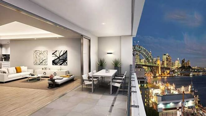 Milsons Point off the plan penthouse style apartment fetches $15.6 million