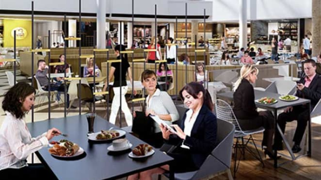 The Atrium in North Sydney gets a new look, courtesy the Buchan Group