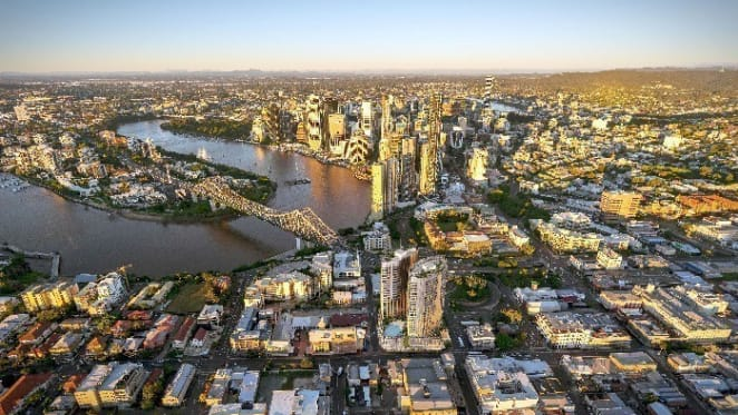 Metro lodges $350 million Fortitude Valley residential plan