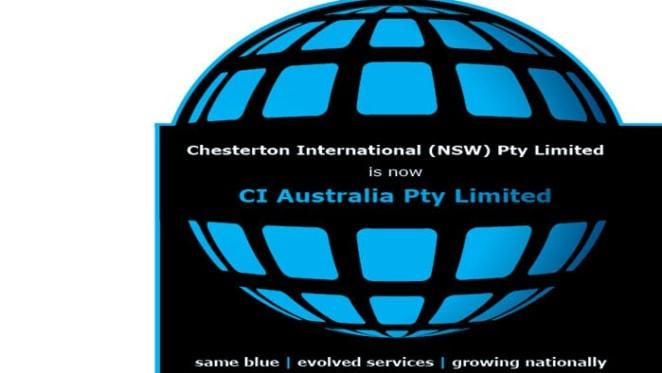 Chesterton International evolves into CI Australia