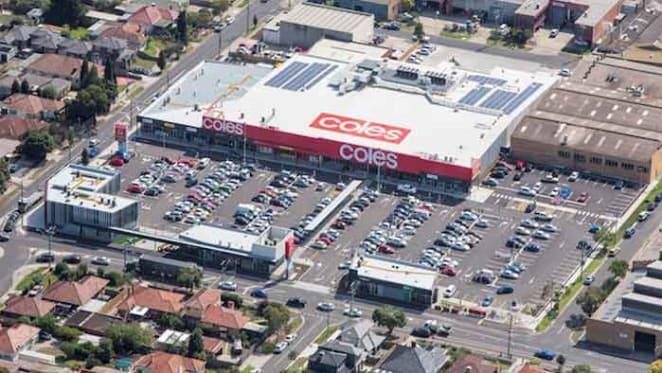 Coles Coburg sells for $38 million on record yield through Savills