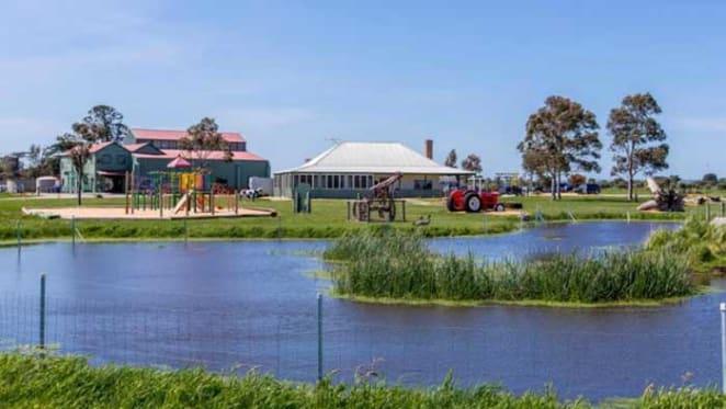 Victoria's Caldermeade Dairy Farm & Cafe sold