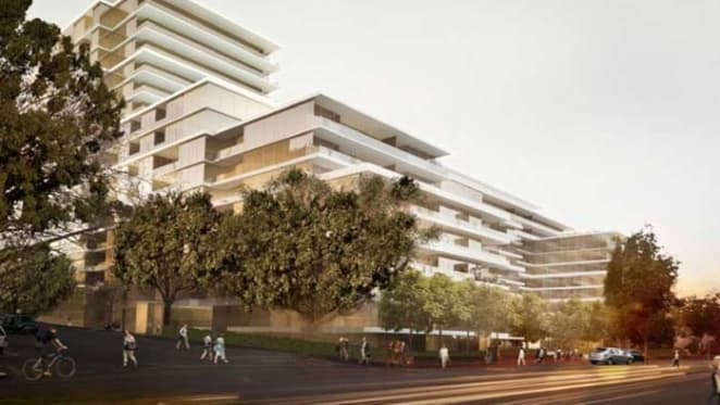 Dallas Brooks Hall to be replaced by 275 East Melbourne apartments