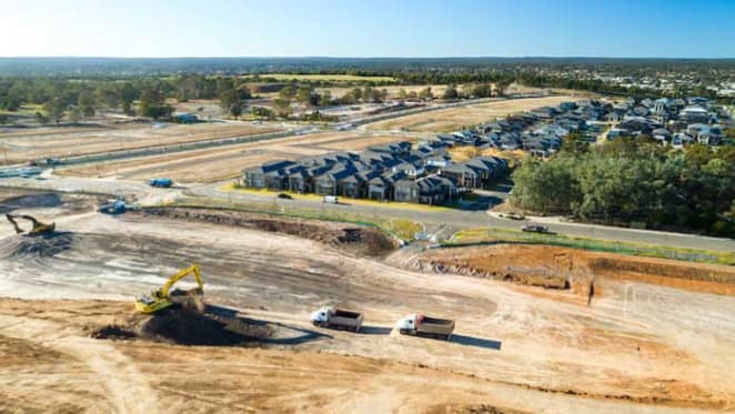 Dahua Group Australia begins stage three in the New Breeze masterplanned community