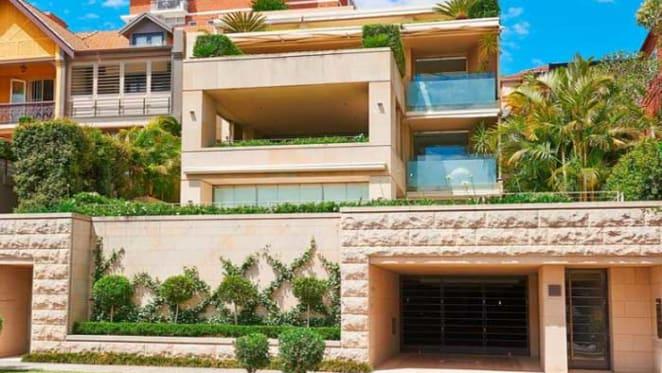Property developer Nabil Gazal buys in Darling Point