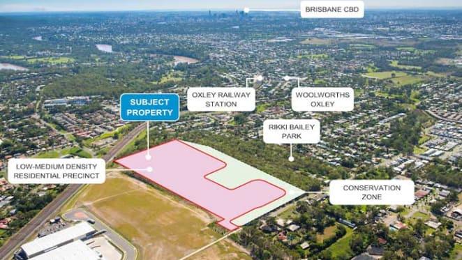 $20m 7ha Darra site set for residential development