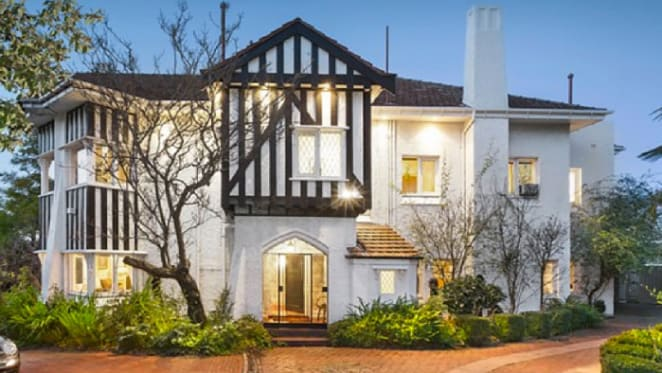 Kooyong trophy Engholm House listed