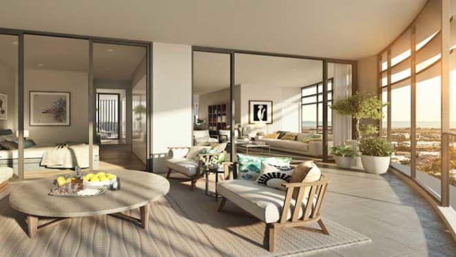 Esplanade penthouse sales smash The Hills record