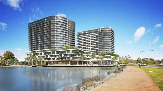 Commercial spaces notch perfect score at Esplanade Norwest