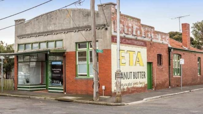 Former T.J. Cawthorns Corner grocery store, Seddon listed