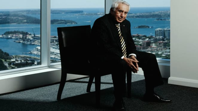 Harry Triguboff's $75 million annual tax revealed by ATO