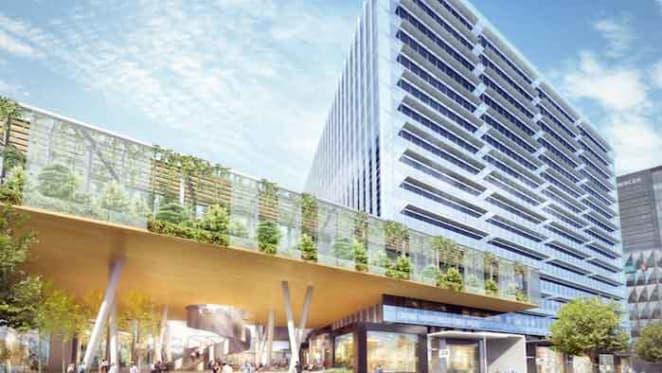 Lendlease keeps Melbourne Quarter commercial space