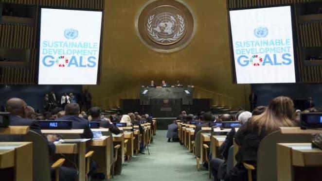 Australia ranks 20th on progress towards the Sustainable Development Goals