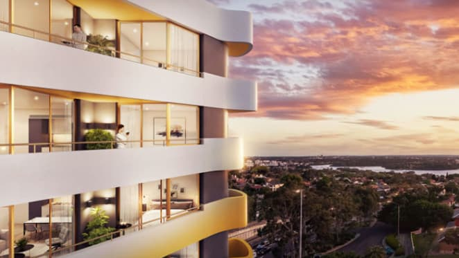 Stellar Ryde launches with its striking bold architecture