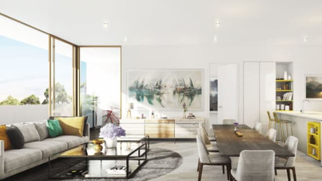 Luxurious living comes to Ryde