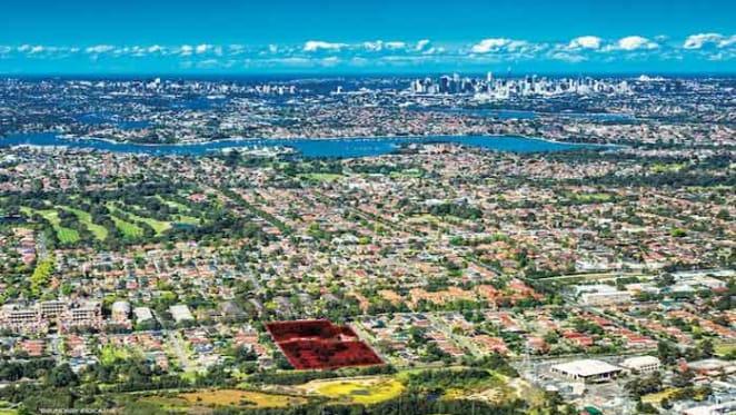 Fairway Residences in Sydney's Strathfield 75 percent sold