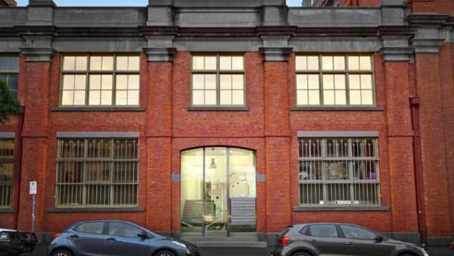 Helen Kapalos sells her Offspring-style Collingwood factory apartment