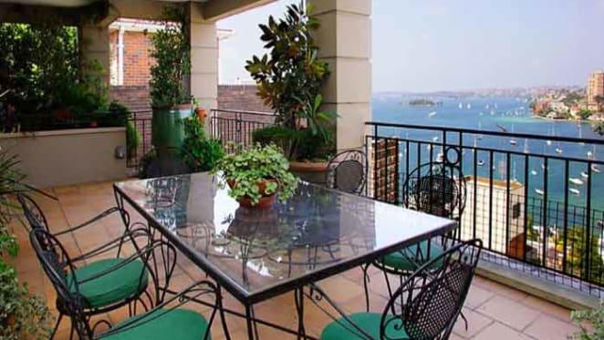 Villard, Potts Point $8 million apartment sale