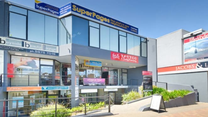 Office space in Victoria's Mornington fetches a cool $445,000