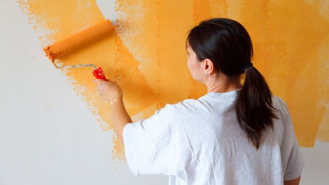 Property 101: Seven tips to paint like a pro