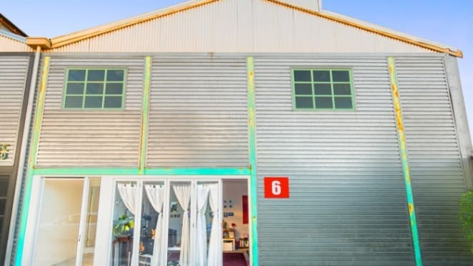 Artist Polly Courtin sells Fitzroy North warehouse