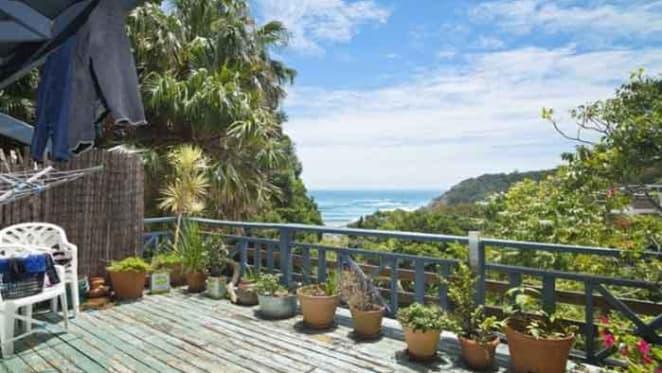 Developer Phillip Wolanski yet to sell Wategos Beach retreat