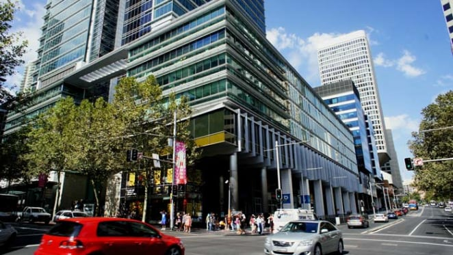 50% interest sale in Sydney's World Square complex
