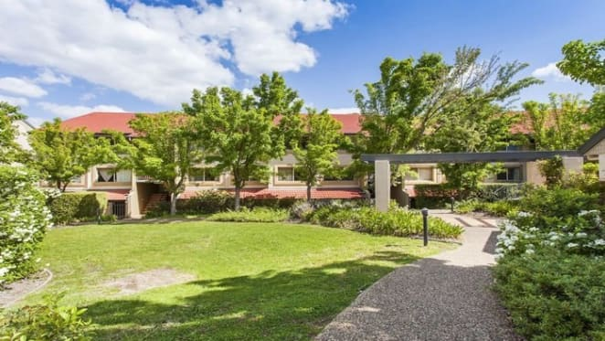 Two bedroom apartment Canberra's most affordable sale