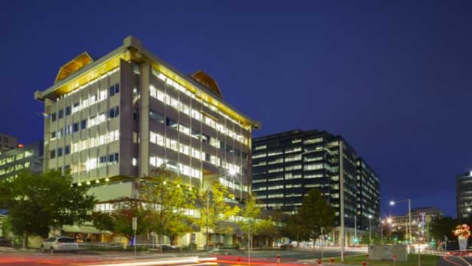 Top end commercial sales market remains strong in ACT: HTW