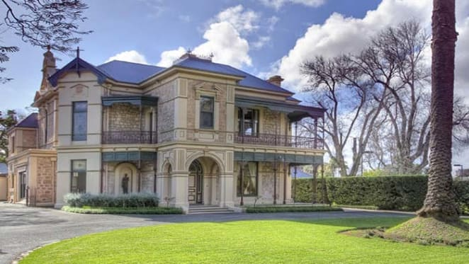 Ivanhoe, Adelaide's $7 million trophy home sale