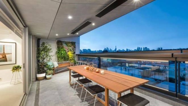 The Block Dean and Shay penthouse set for $2 million sale