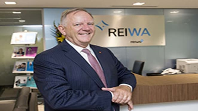 David Airey steps down as REIWA President