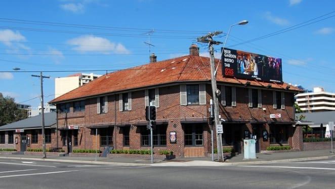 Albion Hotel, Parramatta development site hits market