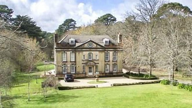 Aldgate replica of UK's Widcombe Manor listed in Adelaide Hill