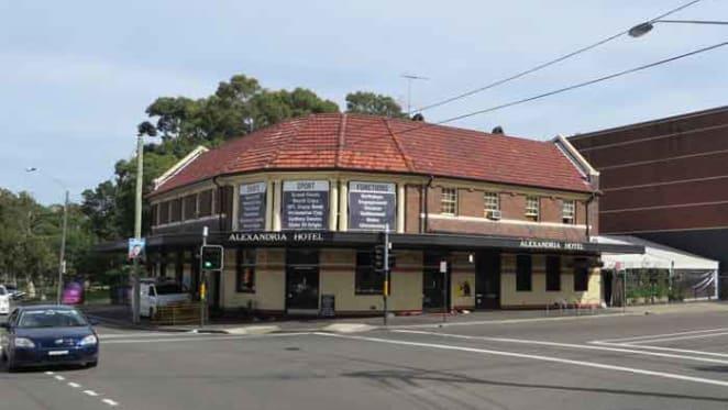 Sydney's Alexandria Hotel sold to Merivale